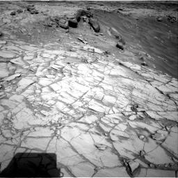 Nasa's Mars rover Curiosity acquired this image using its Right Navigation Camera on Sol 2732, at drive 768, site number 79