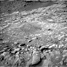 Nasa's Mars rover Curiosity acquired this image using its Right Navigation Camera on Sol 2732, at drive 846, site number 79