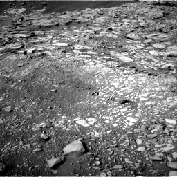 Nasa's Mars rover Curiosity acquired this image using its Right Navigation Camera on Sol 2732, at drive 858, site number 79