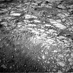 Nasa's Mars rover Curiosity acquired this image using its Right Navigation Camera on Sol 2732, at drive 876, site number 79