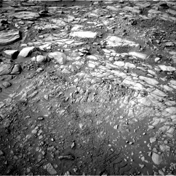 Nasa's Mars rover Curiosity acquired this image using its Right Navigation Camera on Sol 2732, at drive 888, site number 79