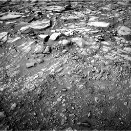 Nasa's Mars rover Curiosity acquired this image using its Right Navigation Camera on Sol 2732, at drive 894, site number 79