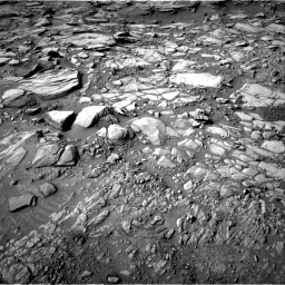 Nasa's Mars rover Curiosity acquired this image using its Right Navigation Camera on Sol 2732, at drive 900, site number 79