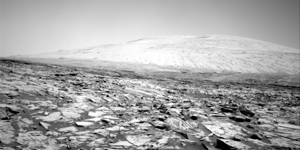 Nasa's Mars rover Curiosity acquired this image using its Right Navigation Camera on Sol 2733, at drive 972, site number 79