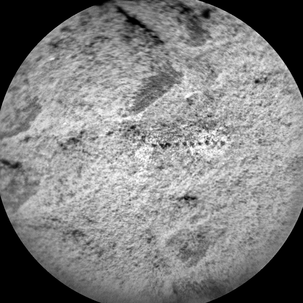 Nasa's Mars rover Curiosity acquired this image using its Chemistry & Camera (ChemCam) on Sol 2733, at drive 972, site number 79