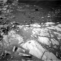 Nasa's Mars rover Curiosity acquired this image using its Right Navigation Camera on Sol 2734, at drive 1030, site number 79