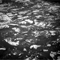 Nasa's Mars rover Curiosity acquired this image using its Right Navigation Camera on Sol 2734, at drive 1114, site number 79