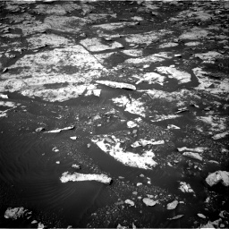 Nasa's Mars rover Curiosity acquired this image using its Right Navigation Camera on Sol 2734, at drive 1120, site number 79