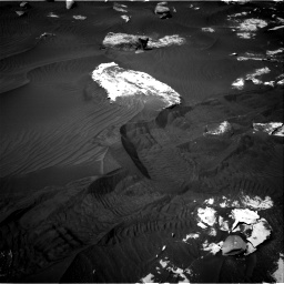 Nasa's Mars rover Curiosity acquired this image using its Right Navigation Camera on Sol 2734, at drive 1174, site number 79