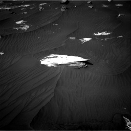 Nasa's Mars rover Curiosity acquired this image using its Right Navigation Camera on Sol 2734, at drive 1198, site number 79