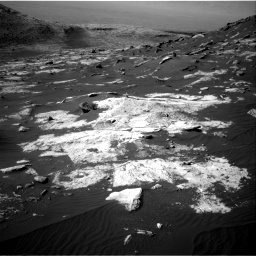 Nasa's Mars rover Curiosity acquired this image using its Right Navigation Camera on Sol 2734, at drive 1216, site number 79