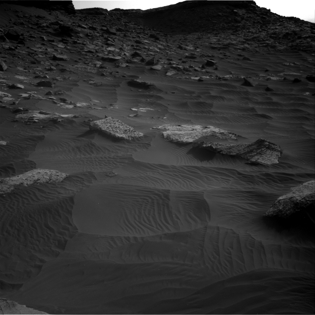 Nasa's Mars rover Curiosity acquired this image using its Right Navigation Camera on Sol 2734, at drive 1222, site number 79