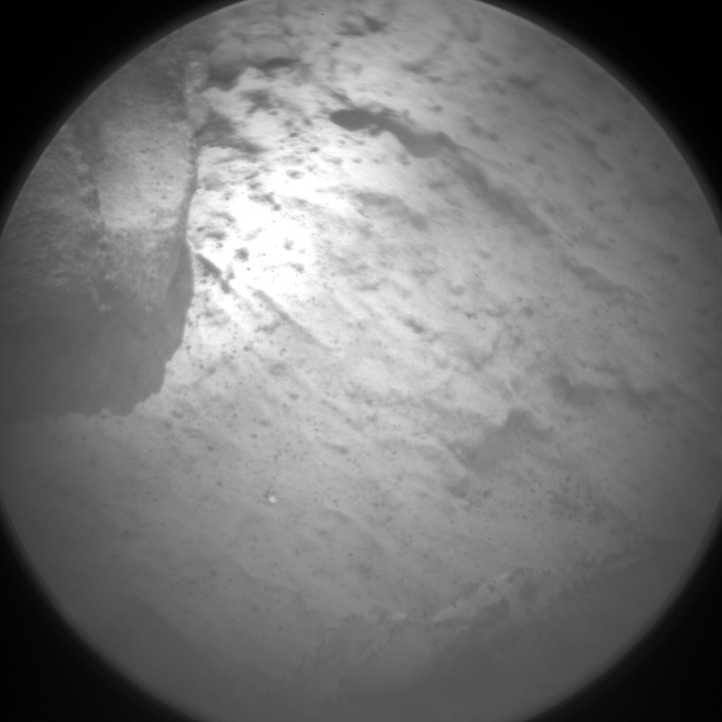 Nasa's Mars rover Curiosity acquired this image using its Chemistry & Camera (ChemCam) on Sol 2737, at drive 1222, site number 79