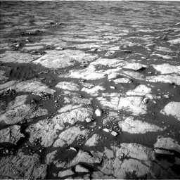 Nasa's Mars rover Curiosity acquired this image using its Left Navigation Camera on Sol 2742, at drive 1534, site number 79