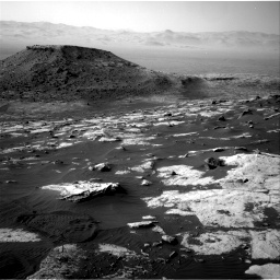 Nasa's Mars rover Curiosity acquired this image using its Right Navigation Camera on Sol 2742, at drive 1228, site number 79