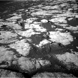 Nasa's Mars rover Curiosity acquired this image using its Right Navigation Camera on Sol 2742, at drive 1366, site number 79