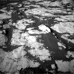 Nasa's Mars rover Curiosity acquired this image using its Right Navigation Camera on Sol 2742, at drive 1384, site number 79