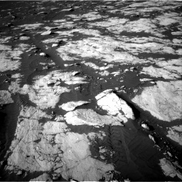 Nasa's Mars rover Curiosity acquired this image using its Right Navigation Camera on Sol 2742, at drive 1390, site number 79