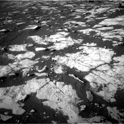 Nasa's Mars rover Curiosity acquired this image using its Right Navigation Camera on Sol 2742, at drive 1426, site number 79