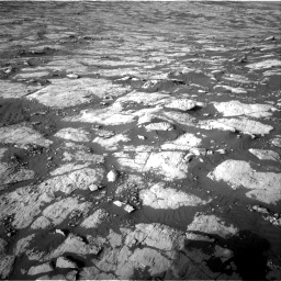 Nasa's Mars rover Curiosity acquired this image using its Right Navigation Camera on Sol 2742, at drive 1534, site number 79