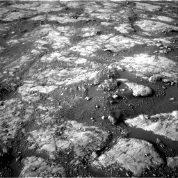 Nasa's Mars rover Curiosity acquired this image using its Right Navigation Camera on Sol 2742, at drive 1594, site number 79