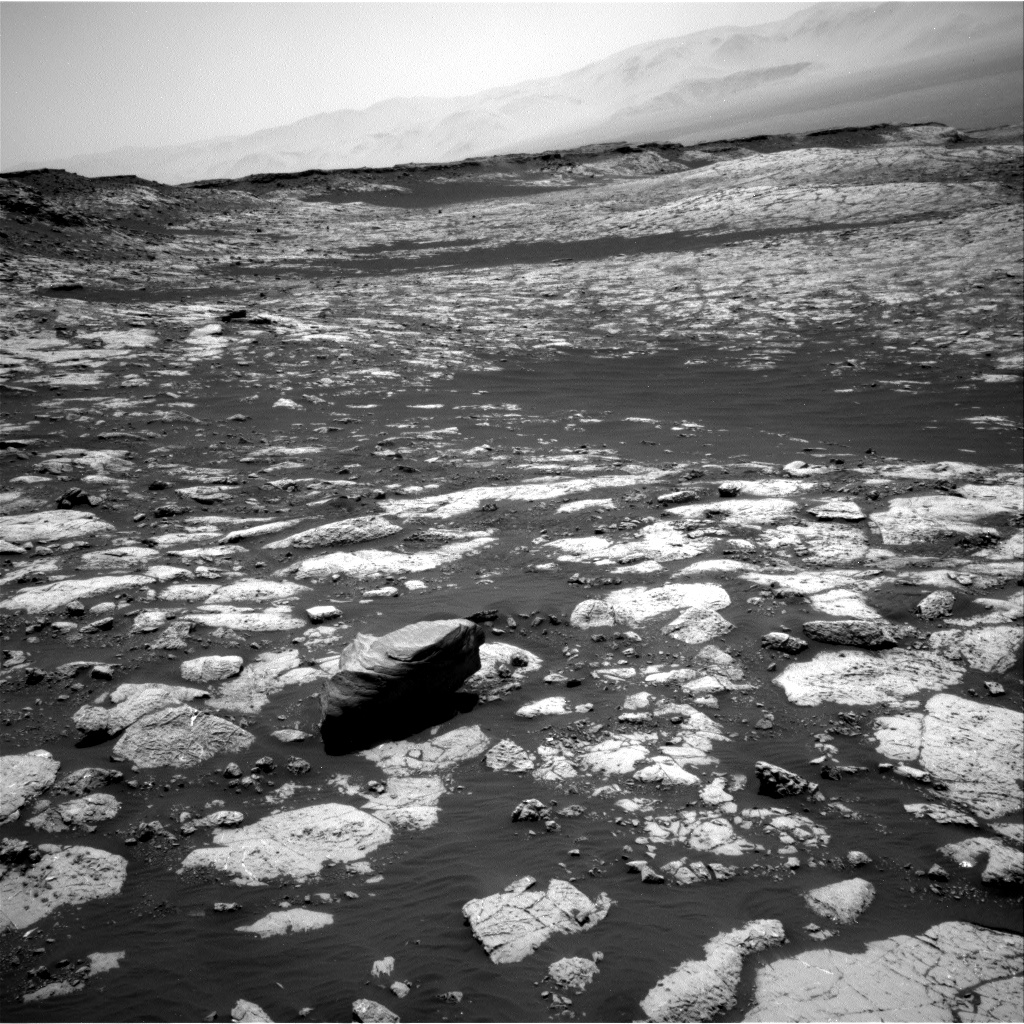 Nasa's Mars rover Curiosity acquired this image using its Right Navigation Camera on Sol 2743, at drive 1670, site number 79