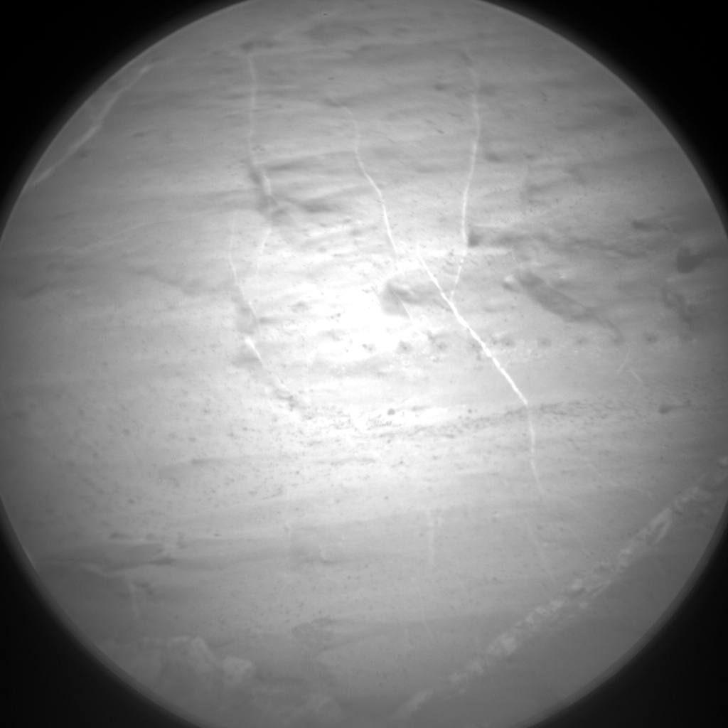 Nasa's Mars rover Curiosity acquired this image using its Chemistry & Camera (ChemCam) on Sol 2744, at drive 1670, site number 79