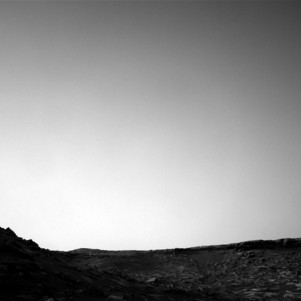 Nasa's Mars rover Curiosity acquired this image using its Right Navigation Camera on Sol 2745, at drive 1670, site number 79