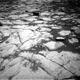 Nasa's Mars rover Curiosity acquired this image using its Right Navigation Camera on Sol 2745, at drive 1682, site number 79