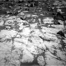 Nasa's Mars rover Curiosity acquired this image using its Right Navigation Camera on Sol 2745, at drive 1742, site number 79