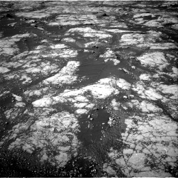 Nasa's Mars rover Curiosity acquired this image using its Right Navigation Camera on Sol 2745, at drive 1862, site number 79