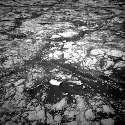 Nasa's Mars rover Curiosity acquired this image using its Right Navigation Camera on Sol 2745, at drive 1940, site number 79