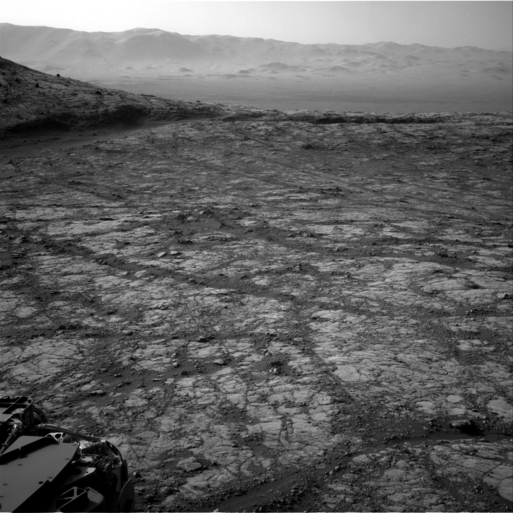 Nasa's Mars rover Curiosity acquired this image using its Right Navigation Camera on Sol 2745, at drive 1956, site number 79