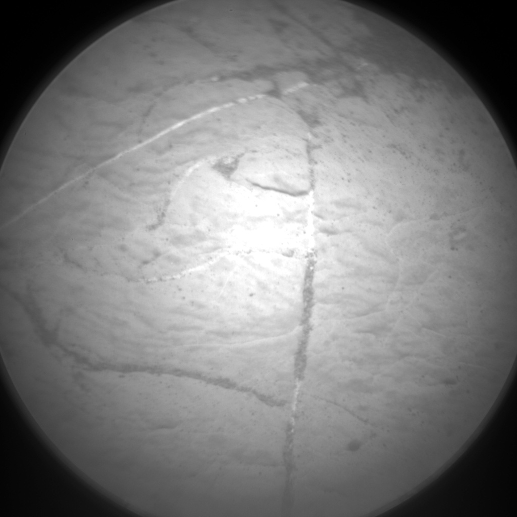 Nasa's Mars rover Curiosity acquired this image using its Chemistry & Camera (ChemCam) on Sol 2746, at drive 1956, site number 79