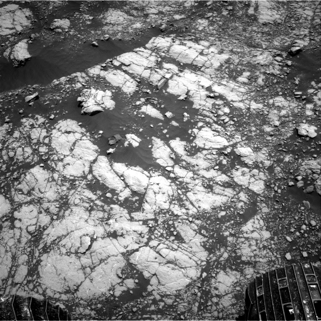 Nasa's Mars rover Curiosity acquired this image using its Right Navigation Camera on Sol 2746, at drive 1956, site number 79