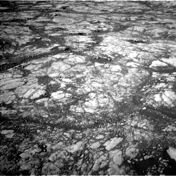 Nasa's Mars rover Curiosity acquired this image using its Left Navigation Camera on Sol 2747, at drive 1956, site number 79