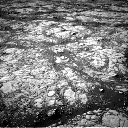 Nasa's Mars rover Curiosity acquired this image using its Right Navigation Camera on Sol 2747, at drive 1986, site number 79