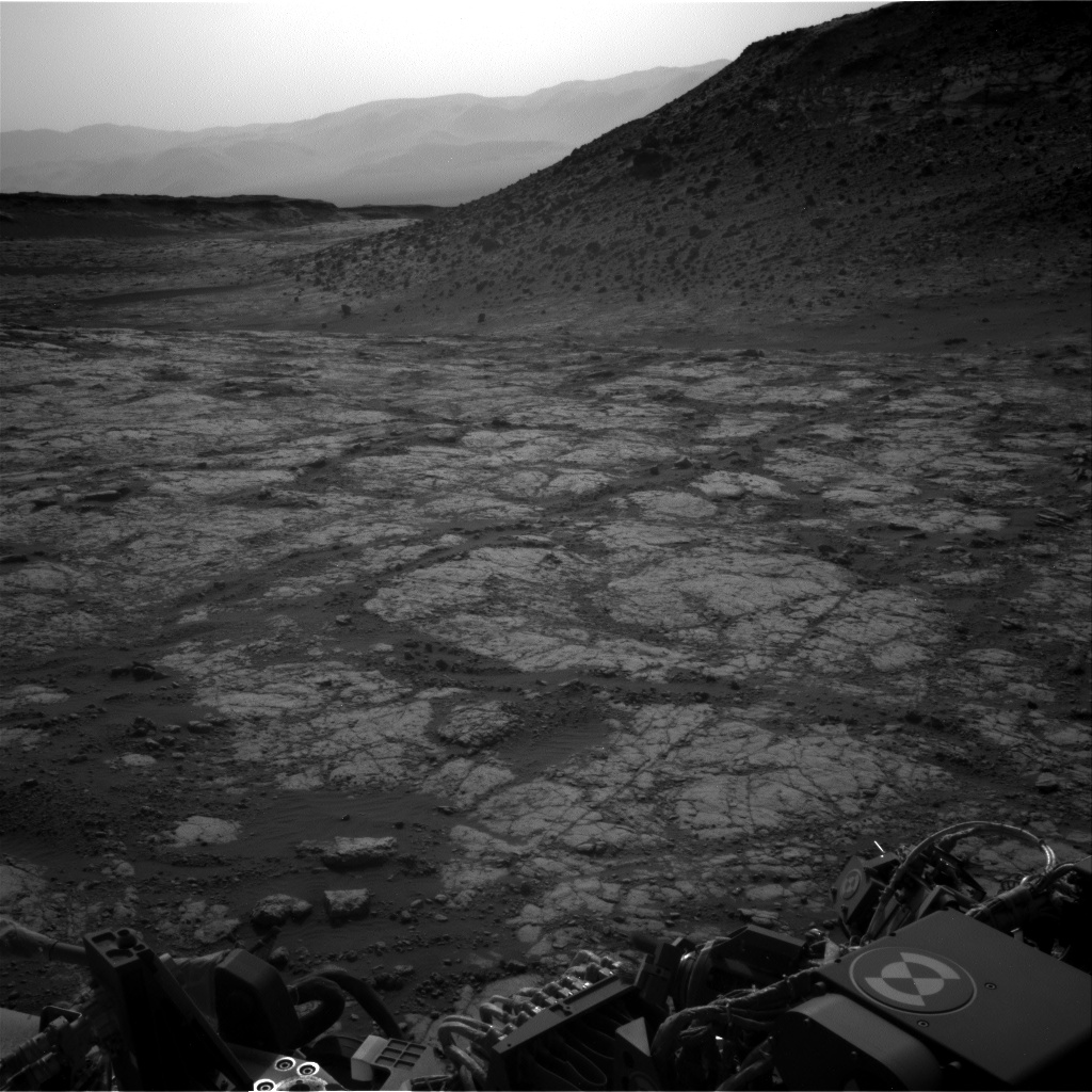 Nasa's Mars rover Curiosity acquired this image using its Right Navigation Camera on Sol 2747, at drive 2008, site number 79