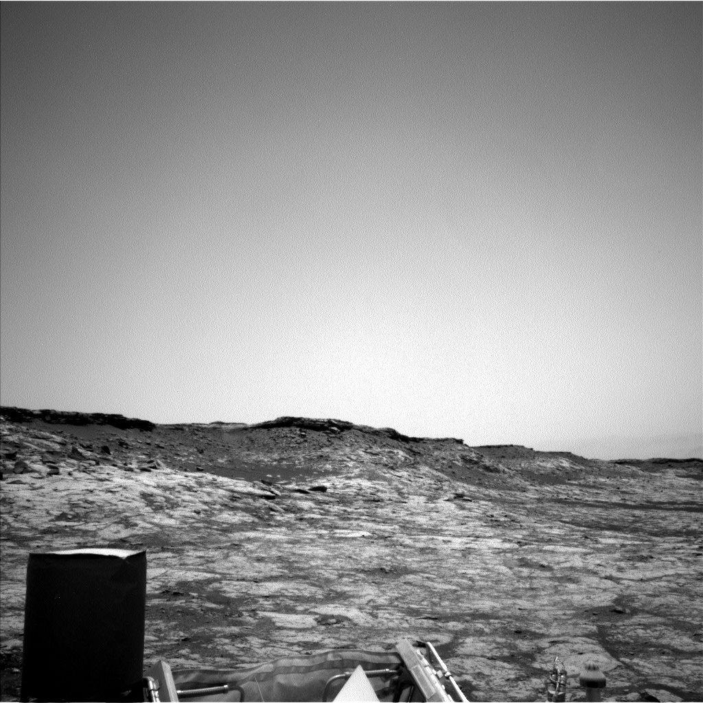 Nasa's Mars rover Curiosity acquired this image using its Left Navigation Camera on Sol 2749, at drive 2008, site number 79