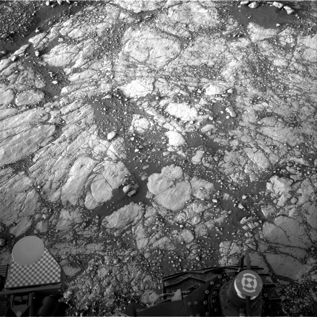 Nasa's Mars rover Curiosity acquired this image using its Right Navigation Camera on Sol 2749, at drive 2008, site number 79