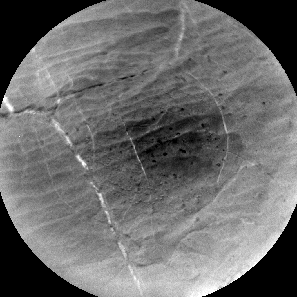 Nasa's Mars rover Curiosity acquired this image using its Chemistry & Camera (ChemCam) on Sol 2749, at drive 2008, site number 79