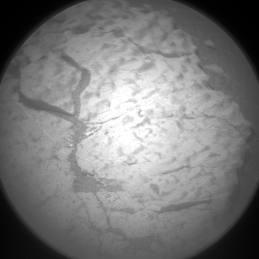 Nasa's Mars rover Curiosity acquired this image using its Chemistry & Camera (ChemCam) on Sol 2750, at drive 2008, site number 79