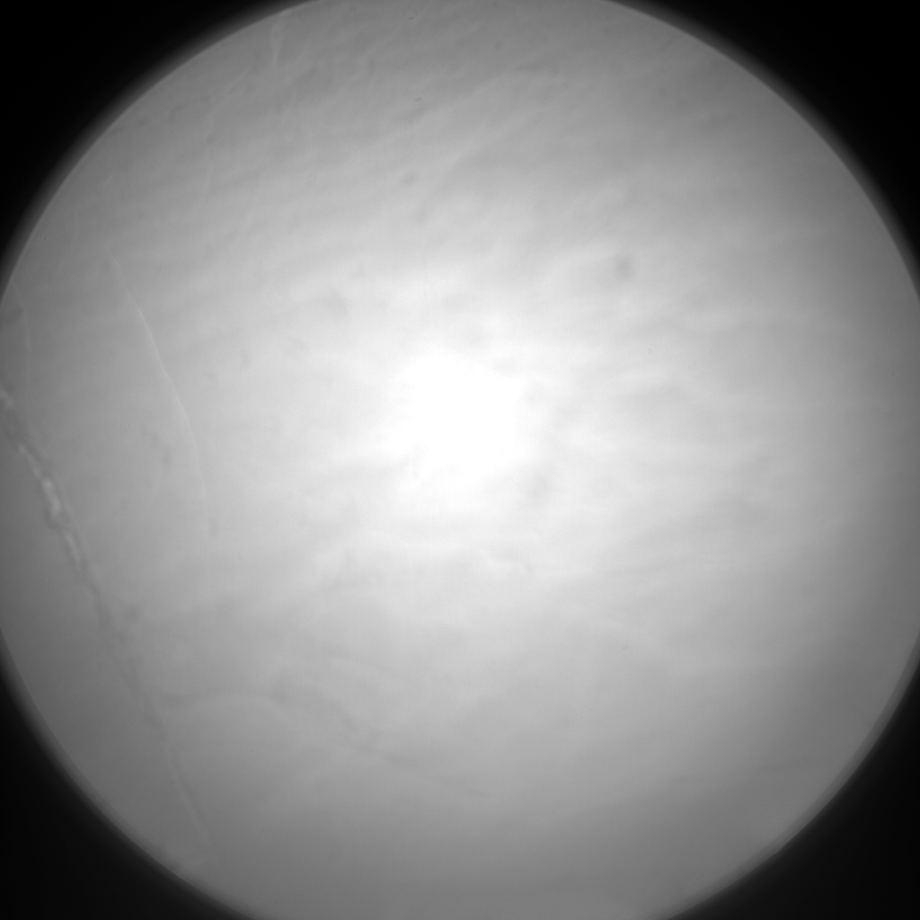 Nasa's Mars rover Curiosity acquired this image using its Chemistry & Camera (ChemCam) on Sol 2753, at drive 2008, site number 79