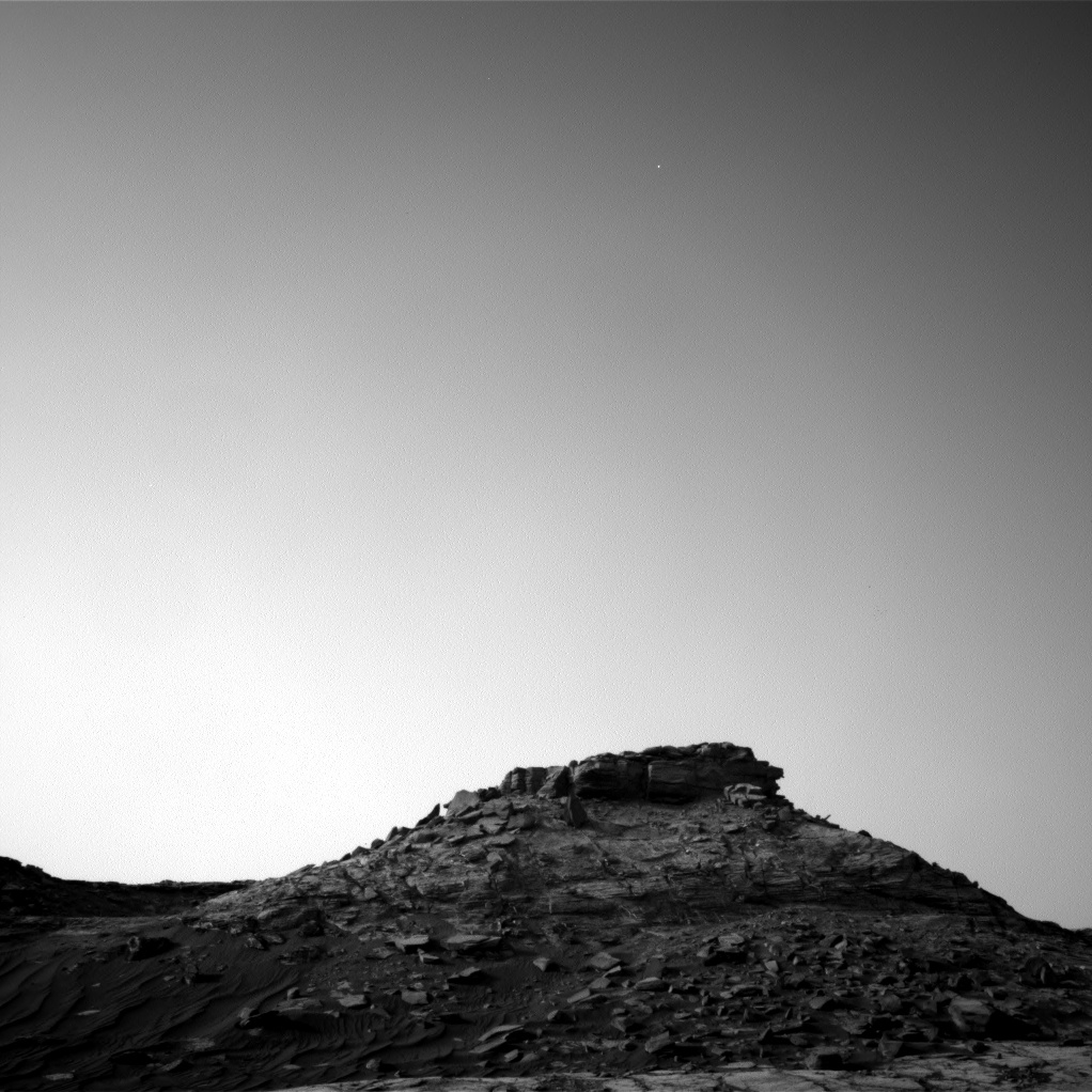 Nasa's Mars rover Curiosity acquired this image using its Right Navigation Camera on Sol 2754, at drive 2008, site number 79