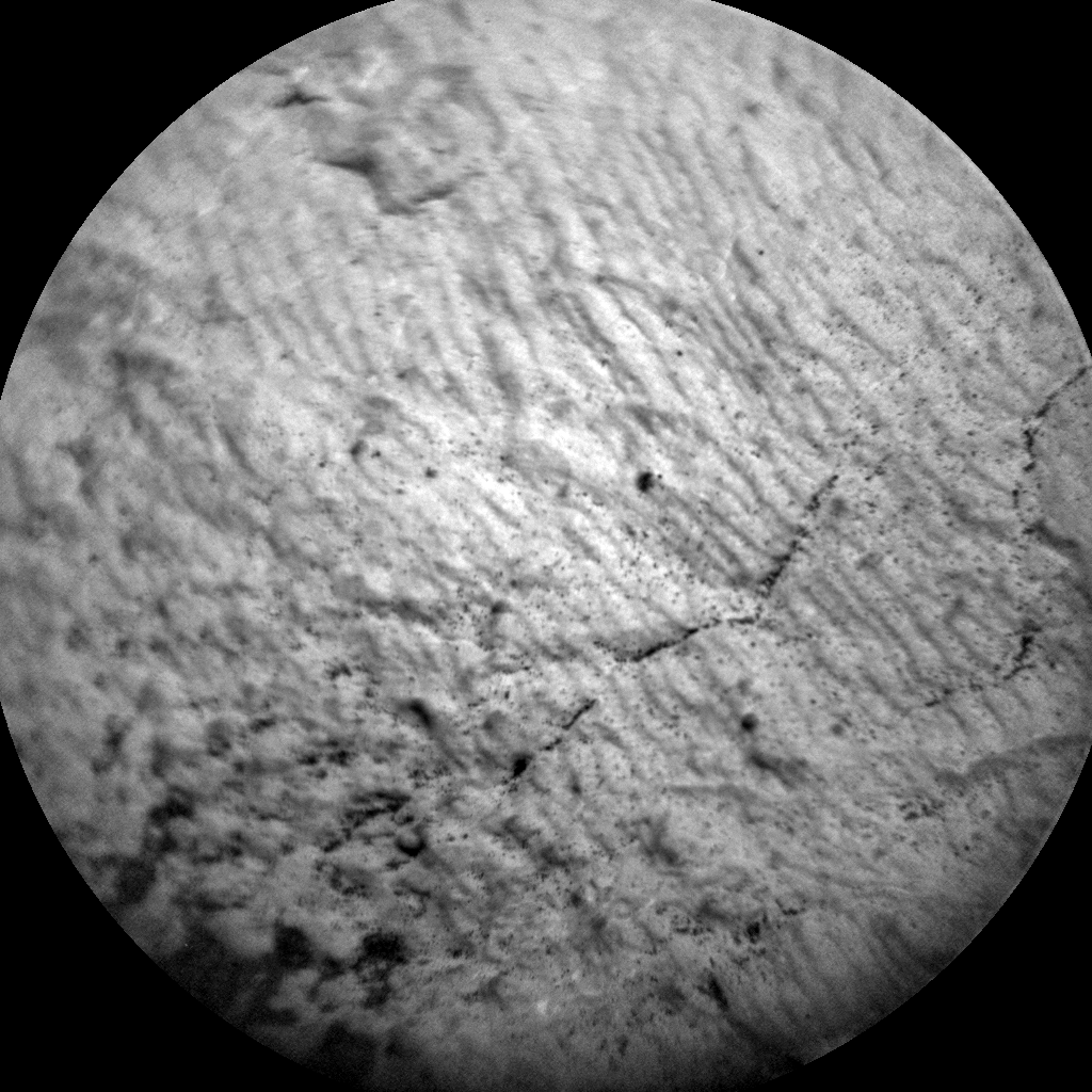 Nasa's Mars rover Curiosity acquired this image using its Chemistry & Camera (ChemCam) on Sol 2759, at drive 2008, site number 79
