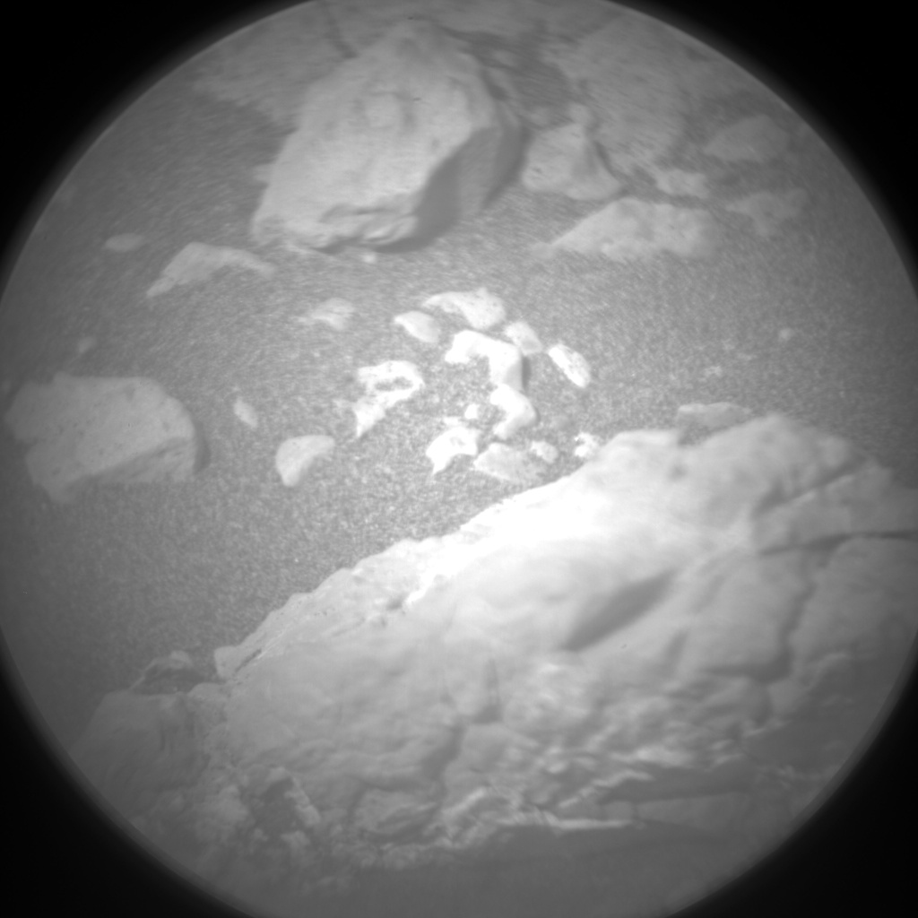 Nasa's Mars rover Curiosity acquired this image using its Chemistry & Camera (ChemCam) on Sol 2763, at drive 2008, site number 79