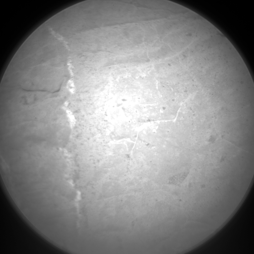 Nasa's Mars rover Curiosity acquired this image using its Chemistry & Camera (ChemCam) on Sol 2768, at drive 2008, site number 79
