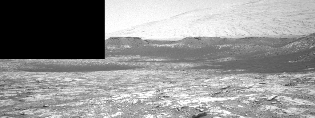 Nasa's Mars rover Curiosity acquired this image using its Right Navigation Camera on Sol 2768, at drive 2008, site number 79