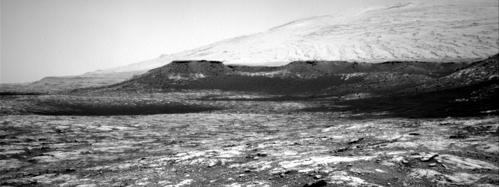Nasa's Mars rover Curiosity acquired this image using its Right Navigation Camera on Sol 2770, at drive 2008, site number 79