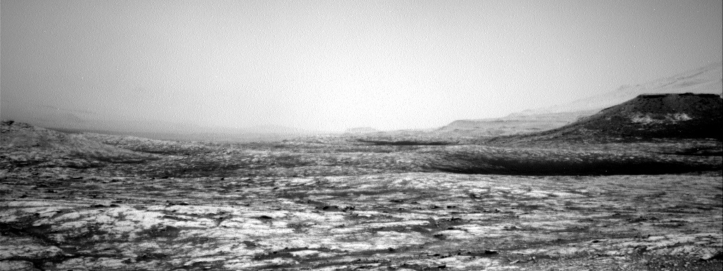 Nasa's Mars rover Curiosity acquired this image using its Right Navigation Camera on Sol 2777, at drive 2008, site number 79